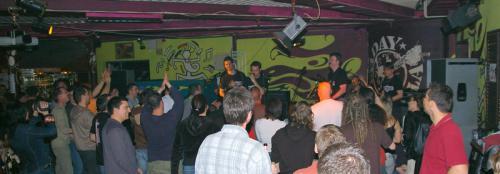 2008. április 1. Ráday Kupola